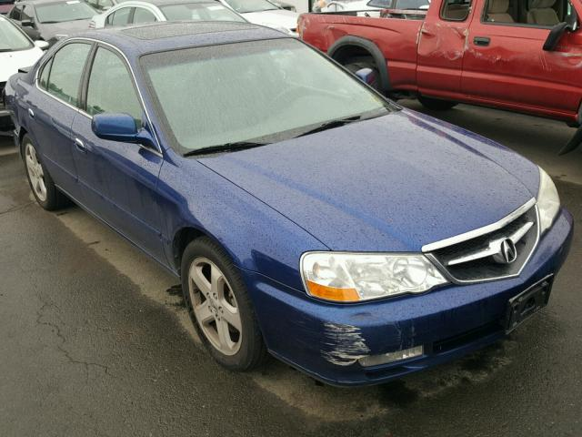 Sold 2002 ACURA 3.2 TL salvage car