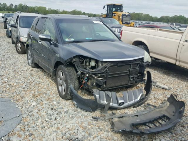 Sold 2007 ACURA RDX salvage car
