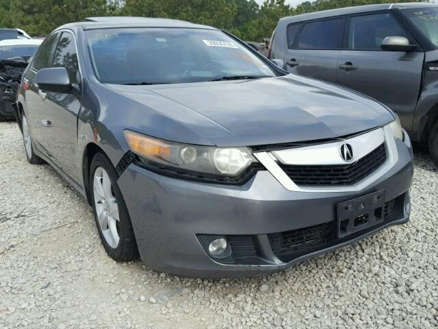 Sold 2009 ACURA TSX salvage car