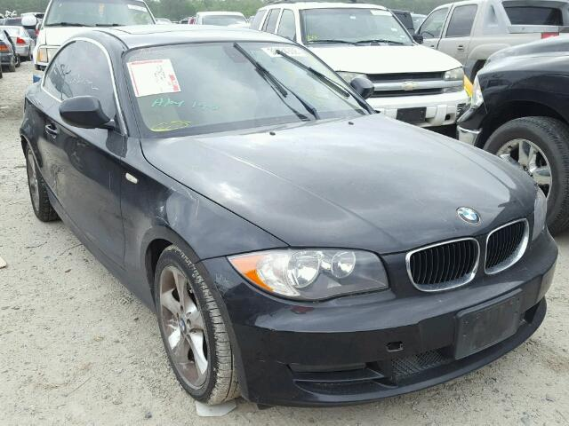 Sold 2010 BMW 128 salvage car