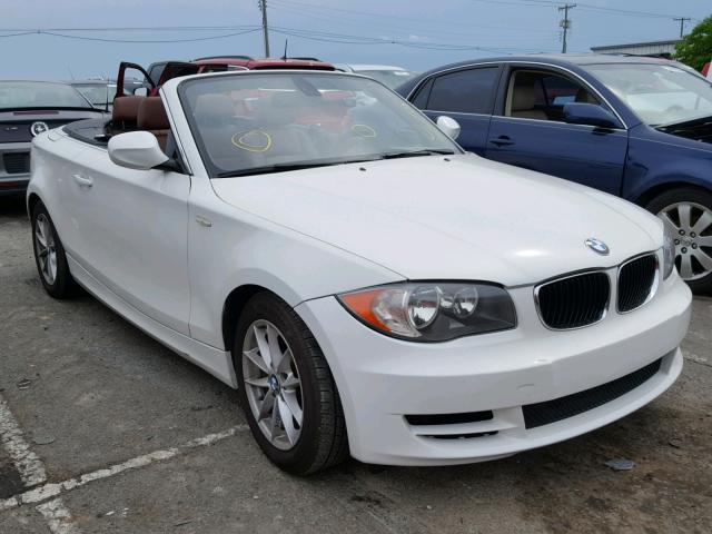 Sold 2011 BMW 128 salvage car