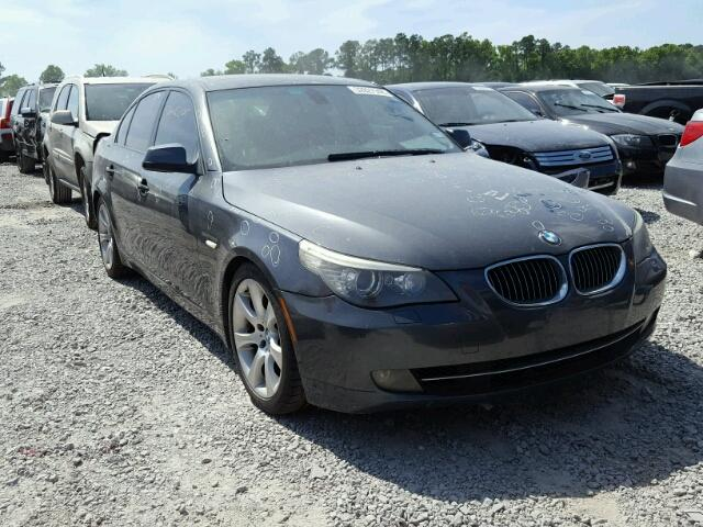 Sold 2010 BMW 535 salvage car