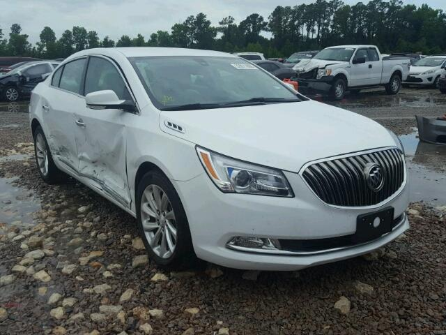 Sold 2016 BUICK LACROSSE salvage car