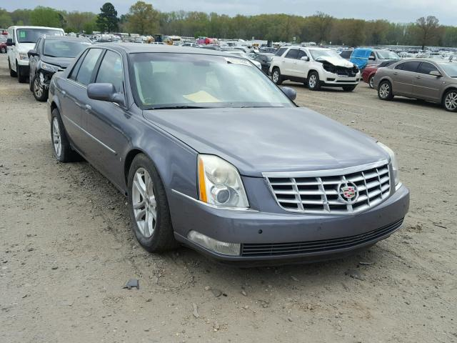Sold 2008 CADILLAC DTS salvage car