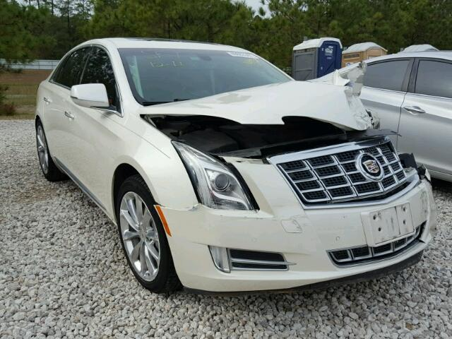 Sold 2013 CADILLAC XTS salvage car