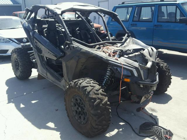 Sold 2017 CAN-AM SIDEBYSIDE salvage car