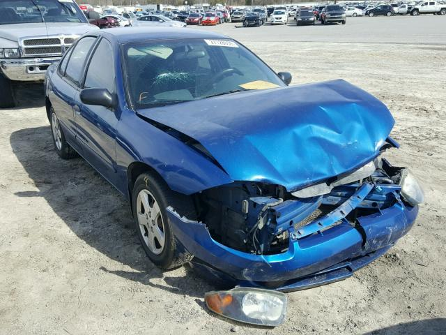 Sold 2005 CHEVROLET CAVALIER salvage car