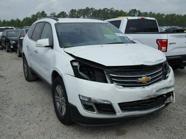 Sold 2016 CHEVROLET TRAVERSE salvage car