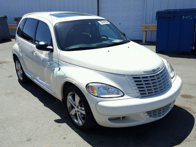 Sold 2004 CHRYSLER PT CRUISER salvage car