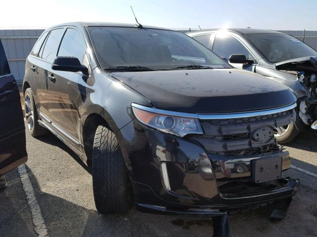 Sold 2013 FORD EDGE salvage car