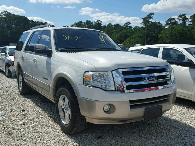 Sold 2008 FORD EXPEDITION salvage car