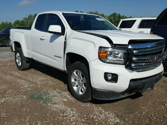 Sold 2016 GMC CANYON salvage car