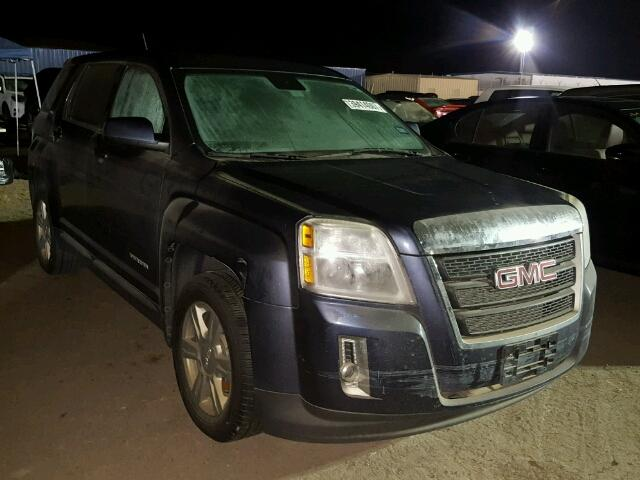 Sold 2014 GMC TERRAIN salvage car