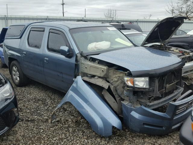 Sold 2006 HONDA RIDGELINE salvage car