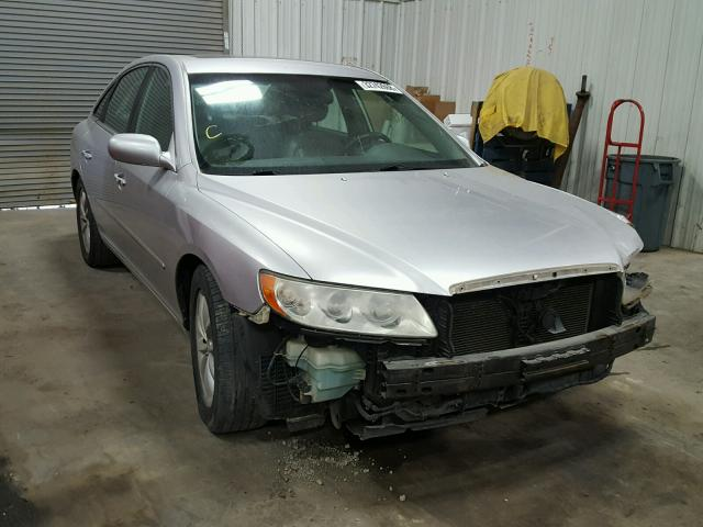 Sold 2007 HYUNDAI AZERA salvage car