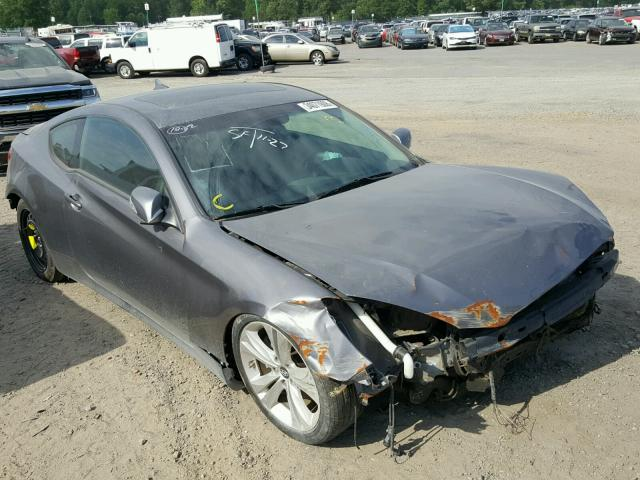 Sold 2012 HYUNDAI GENESIS salvage car