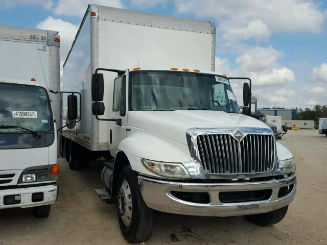 Sold 2008 INTERNATIONAL 4000 SERIE salvage car