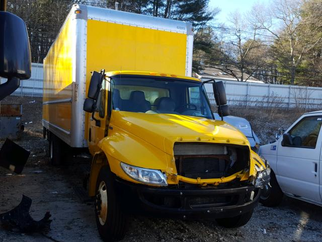 Sold 2011 INTERNATIONAL 4000 SERIE salvage car