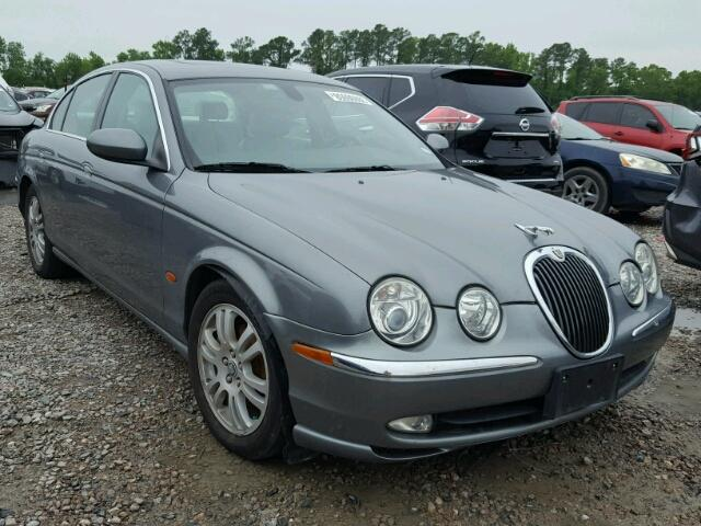Sold 2004 JAGUAR S-TYPE salvage car