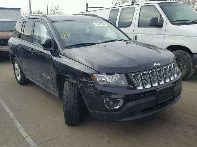 Sold 2015 JEEP COMPASS salvage car