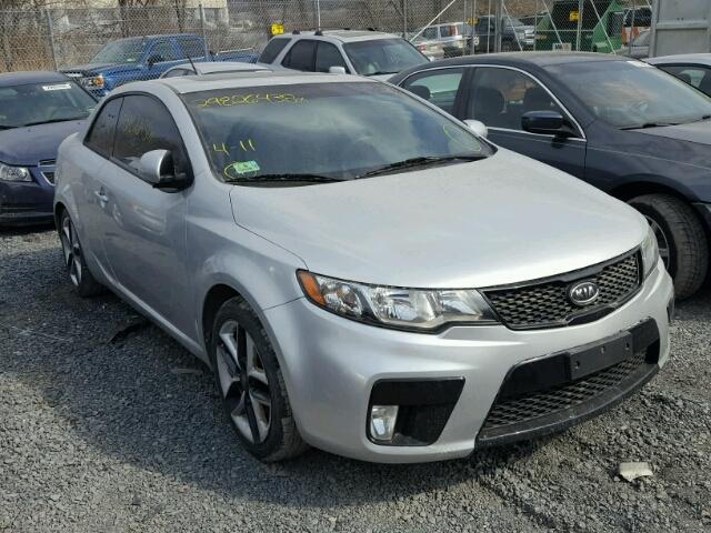 Sold 2010 KIA FORTE salvage car