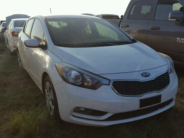 Sold 2016 KIA FORTE salvage car