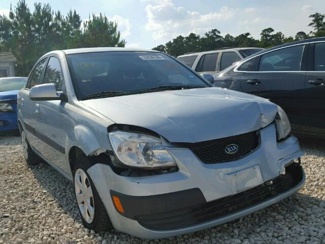 Sold 2006 KIA RIO salvage car
