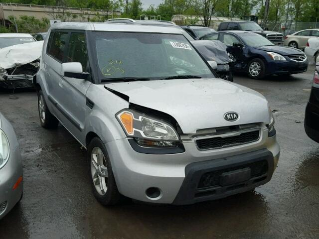 Sold 2010 KIA SOUL salvage car
