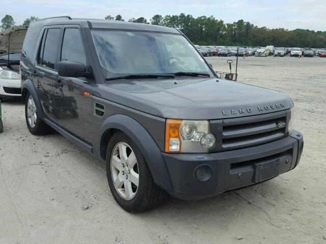 Sold 2006 LAND ROVER LR3 salvage car