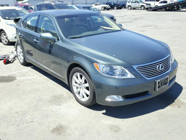 Sold 2008 LEXUS LS460 salvage car