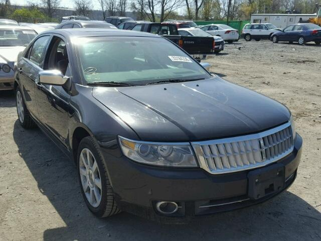 Sold 2007 LINCOLN MKZ salvage car