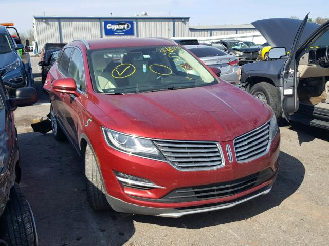 Sold 2015 LINCOLN MKZ salvage car