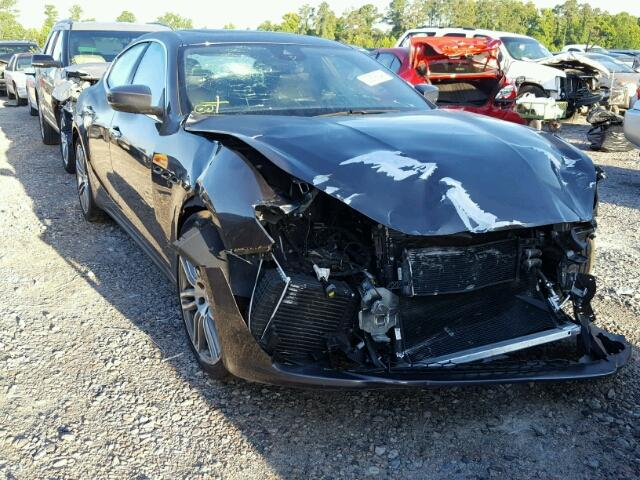Sold 2017 MASERATI ALL MODELS salvage car