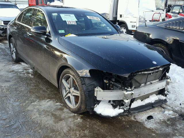 Sold 2017 MERCEDES-BENZ E300 salvage car