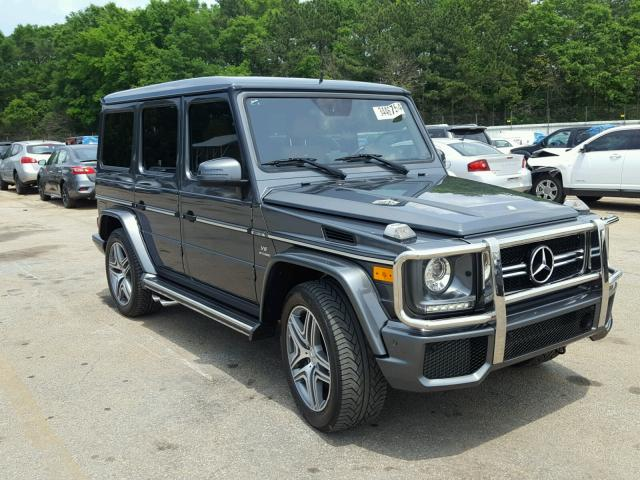 Sold 2013 MERCEDES-BENZ G63 salvage car