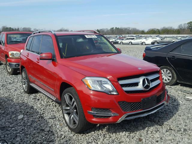 Sold 2013 MERCEDES-BENZ GLK salvage car