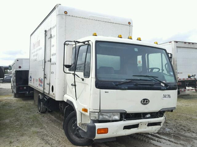 Sold 1999 NISSAN DIESEL ALL MODELS salvage car