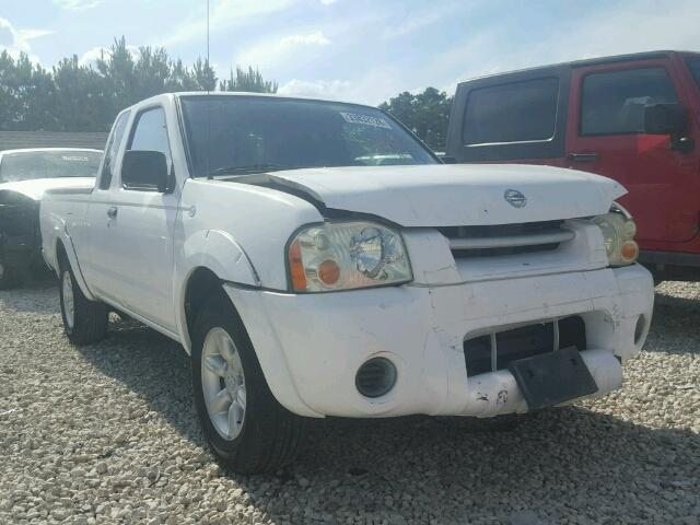Sold 2003 NISSAN FRONTIER salvage car
