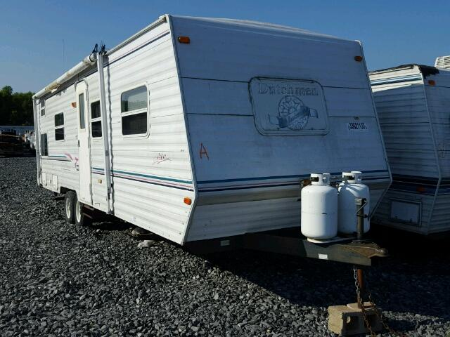 Sold 1999 OTHR TRAILER salvage car