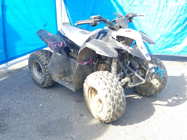 Sold 2006 POLARIS ATV salvage car