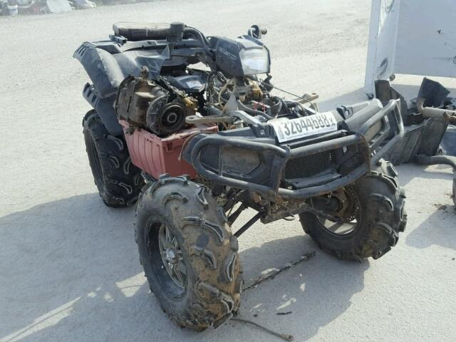 Sold 2010 POLARIS ATV salvage car
