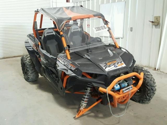 Sold 2015 POLARIS SIDEBYSIDE salvage car