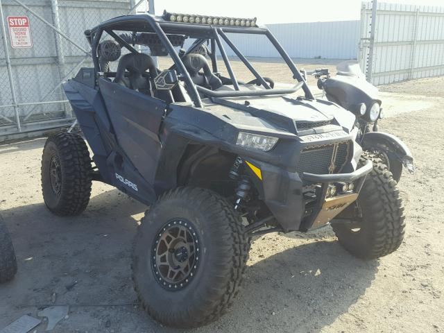 Sold 2017 POLARIS SIDEBYSIDE salvage car