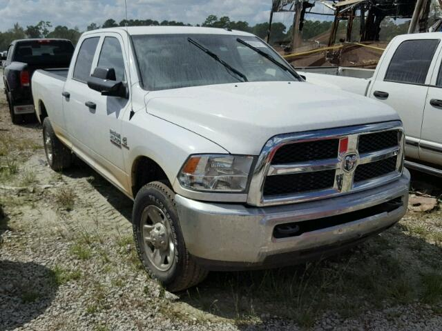 Sold 2017 RAM 2500 salvage car
