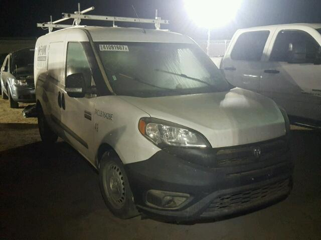 Sold 2016 RAM PROMASTER salvage car
