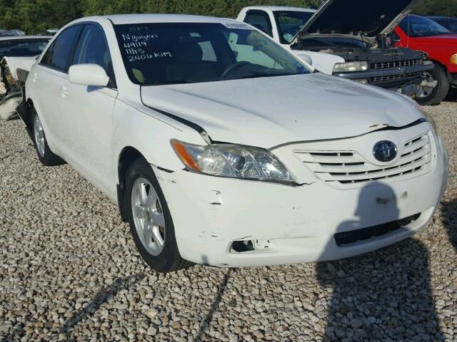 Sold 2007 TOYOTA CAMRY NEW salvage car